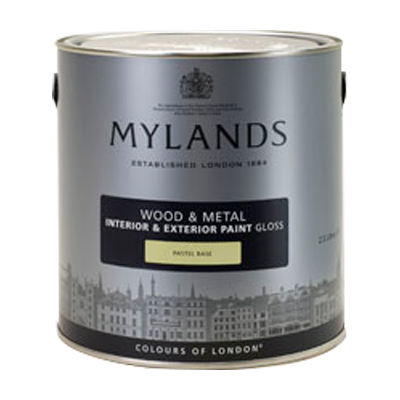Wood & Metal Paint Gloss