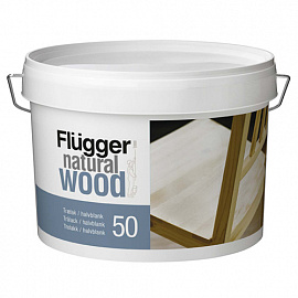 Flugger Acrylic Lacquer 50 (Wood Lacquer semi-gloss) п/гл