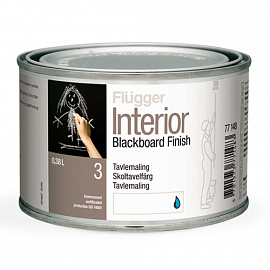 Flugger Interior BlackBoard Finish